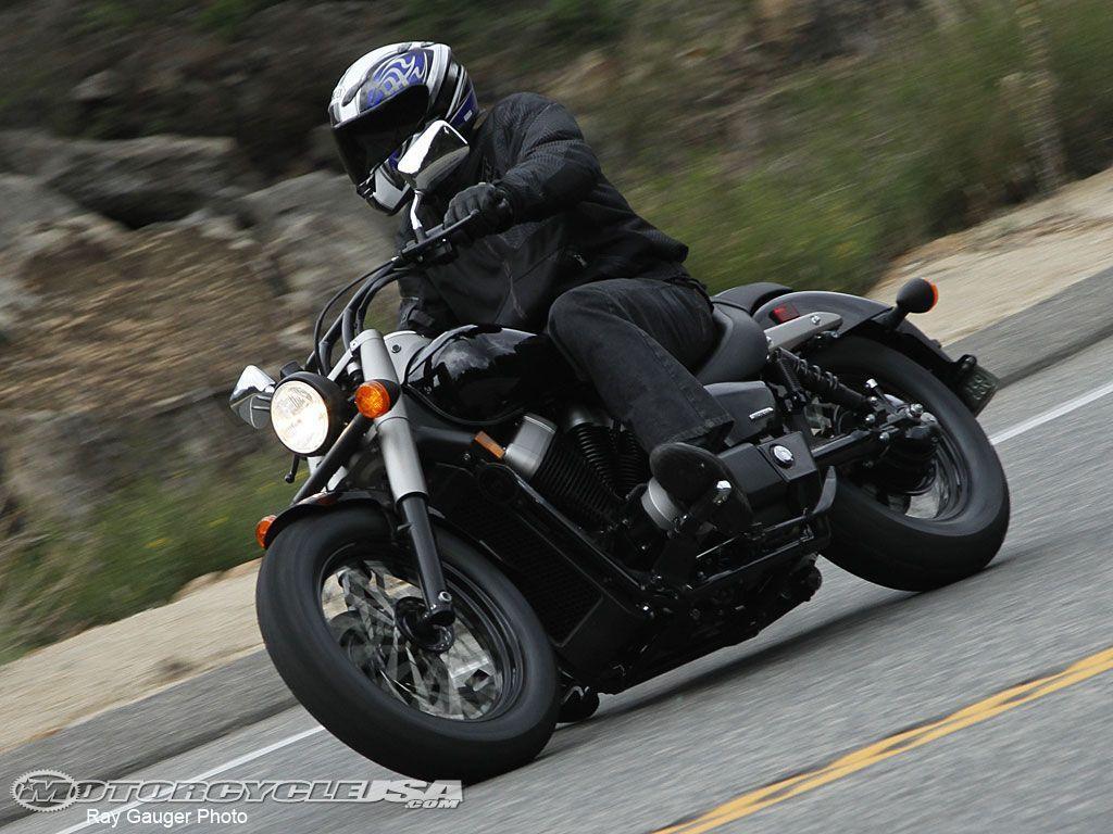 2010 Honda Shadow Phantom Comparison Picture 17 Of 24   Motorcycle USA