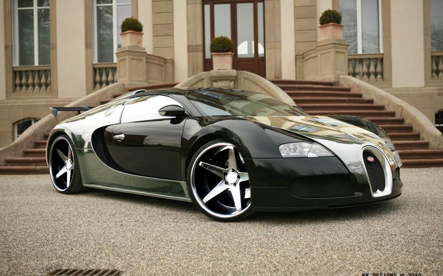 New Model Bugatti Veyron Hd Wallpapers
