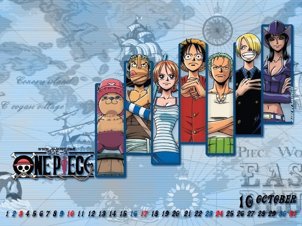 Straw Hat Crew wallpapers