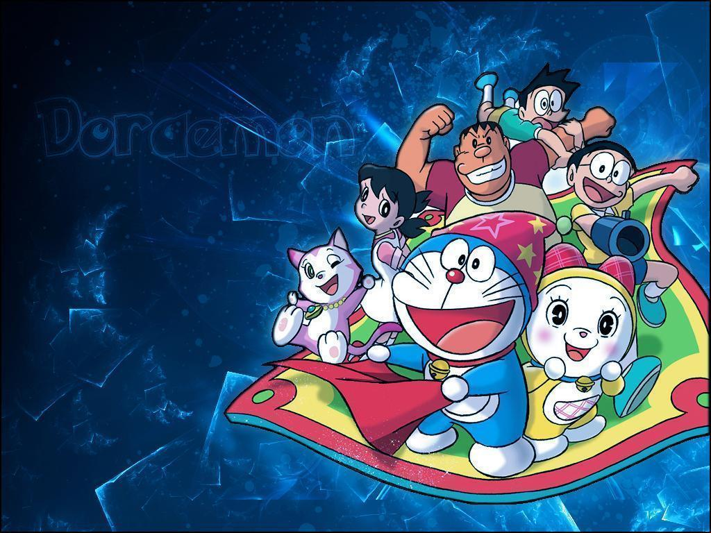 400 Wallpaper Doraemon Gta HD Paling Keren
