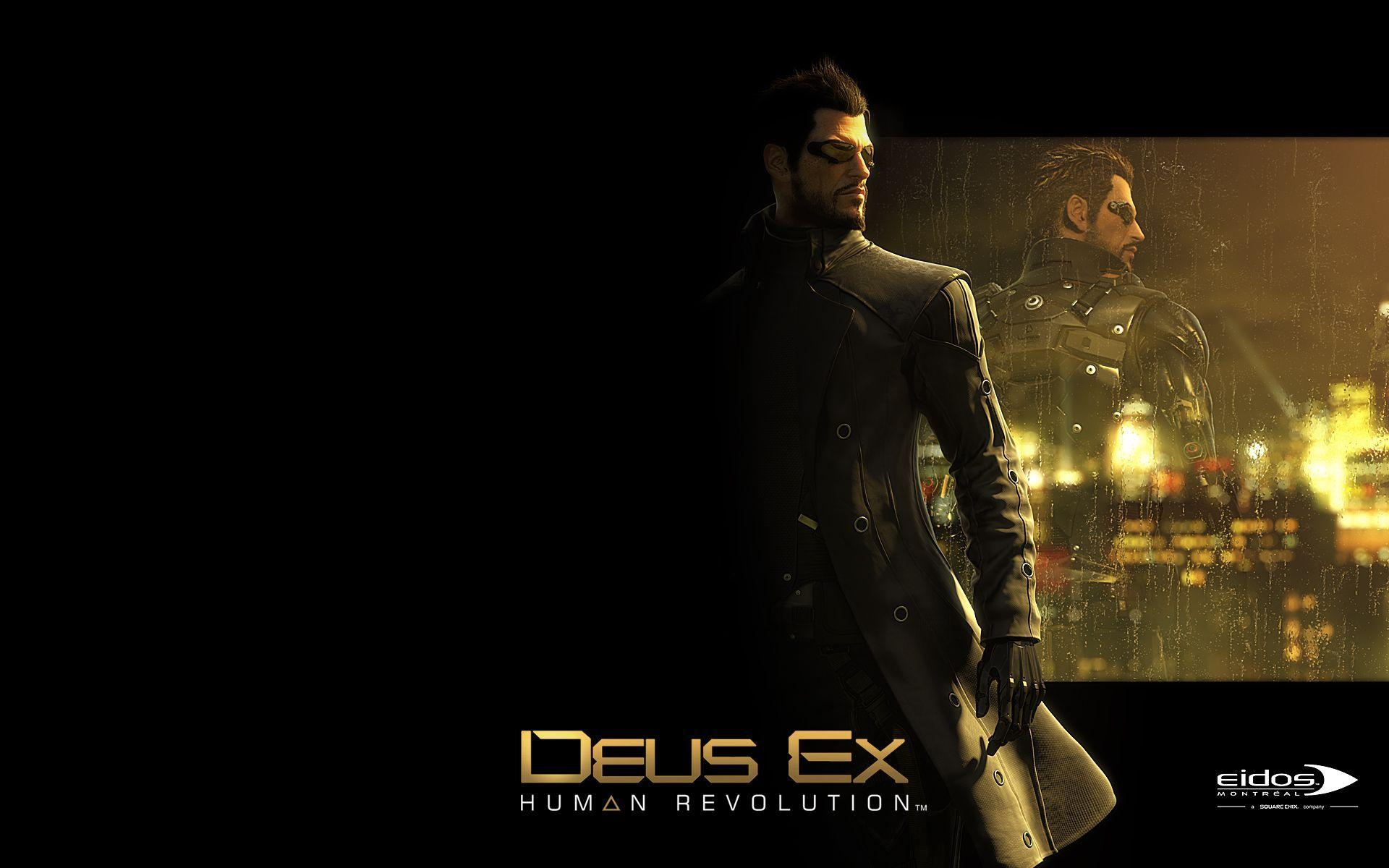 Deus Ex Human Revolution Wallpapers