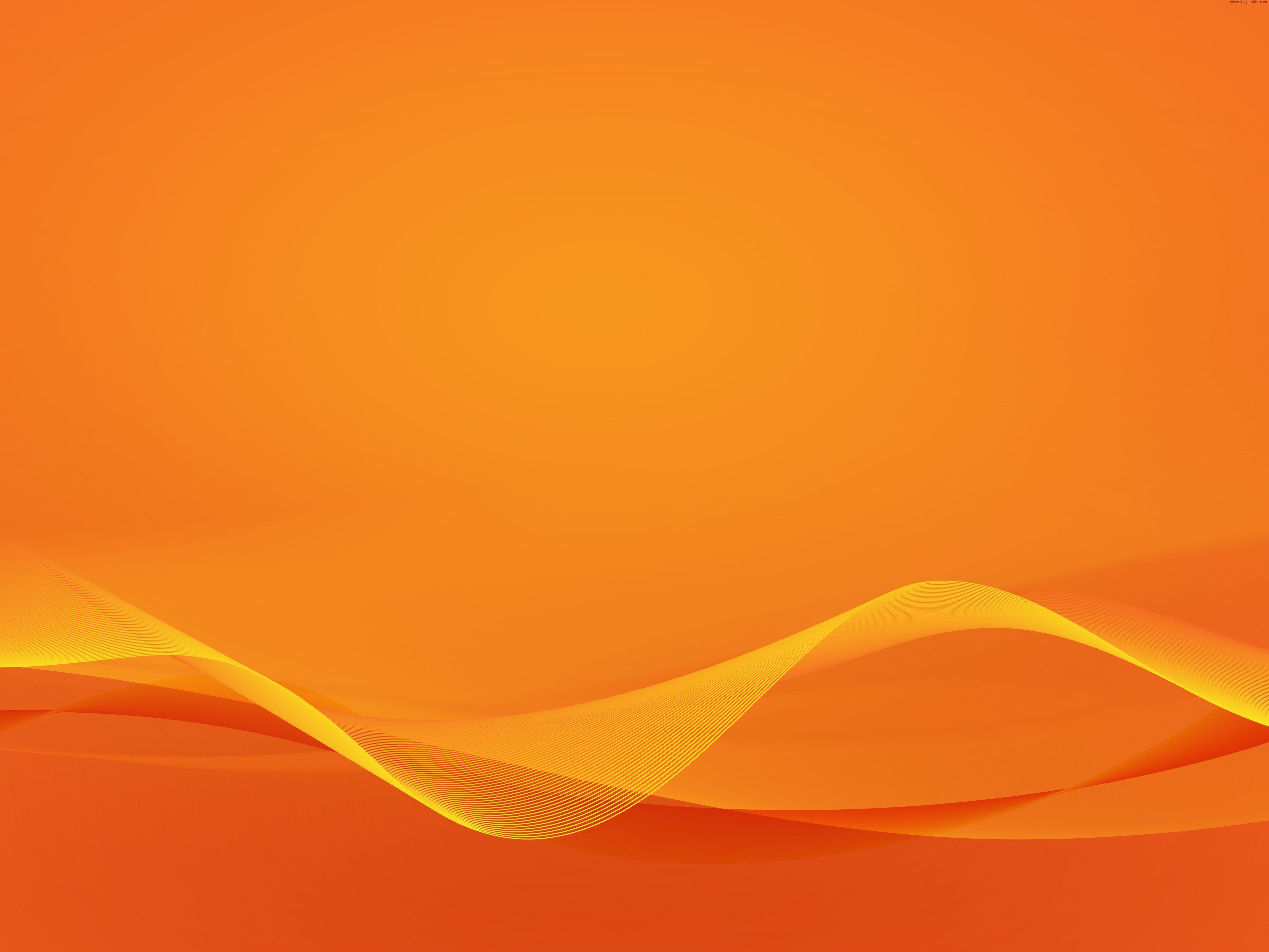 orange backgrounds image wallpaper cave