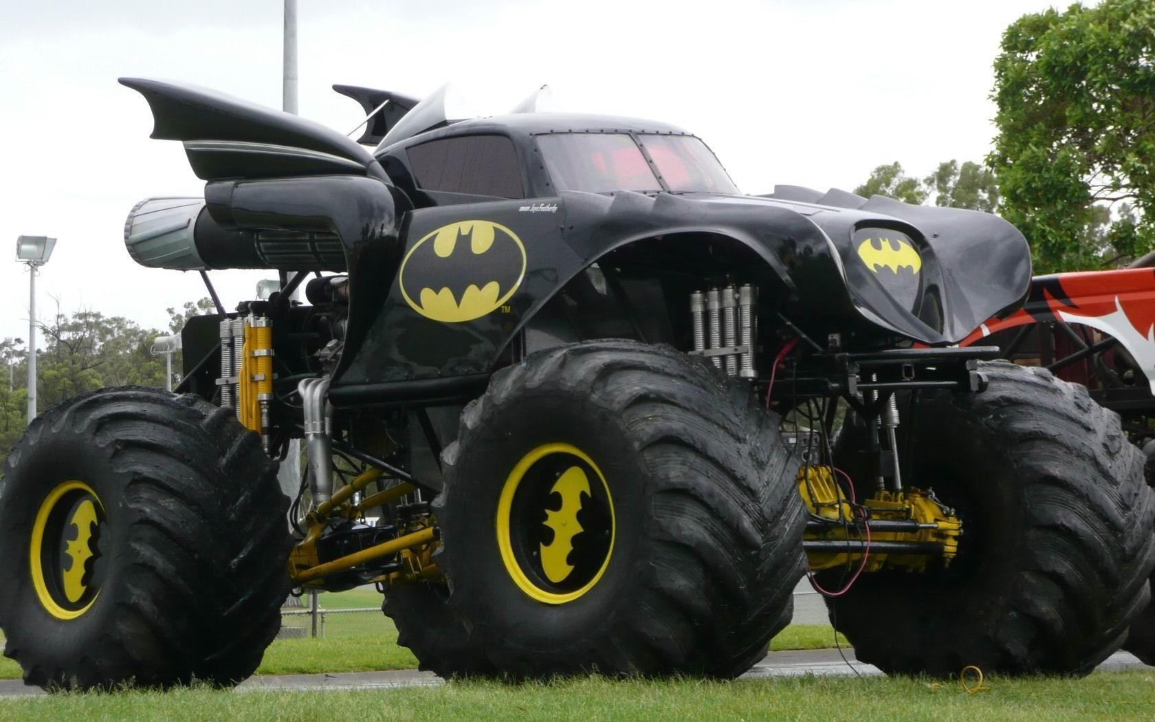 Big Boy Toys Car Show : Monster truck wallpapers wallpaper cave