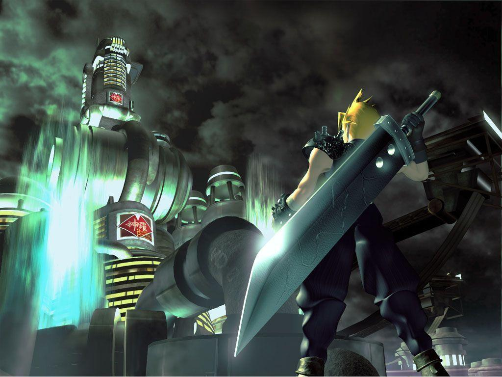 Final Fantasy Vii Wallpapers Wallpaper Cave