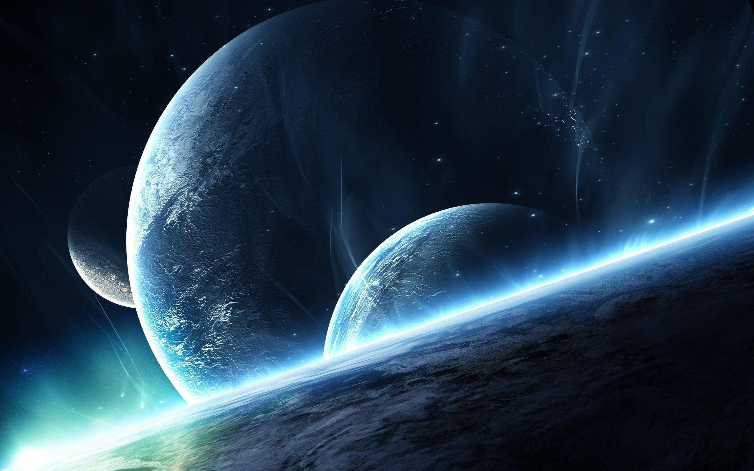 Outer Space Wallpapers