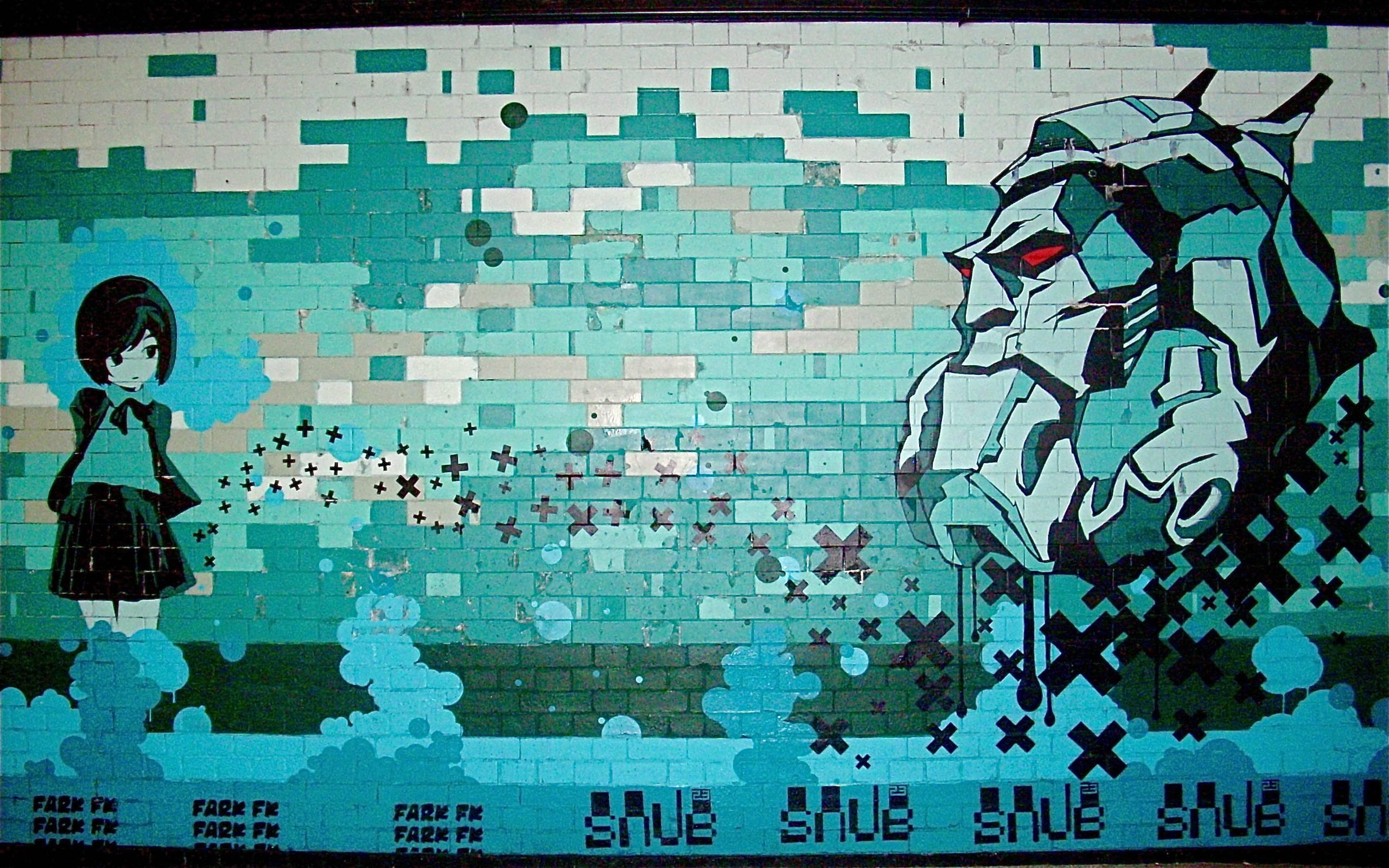 graffiti wallpaper in - photo #36
