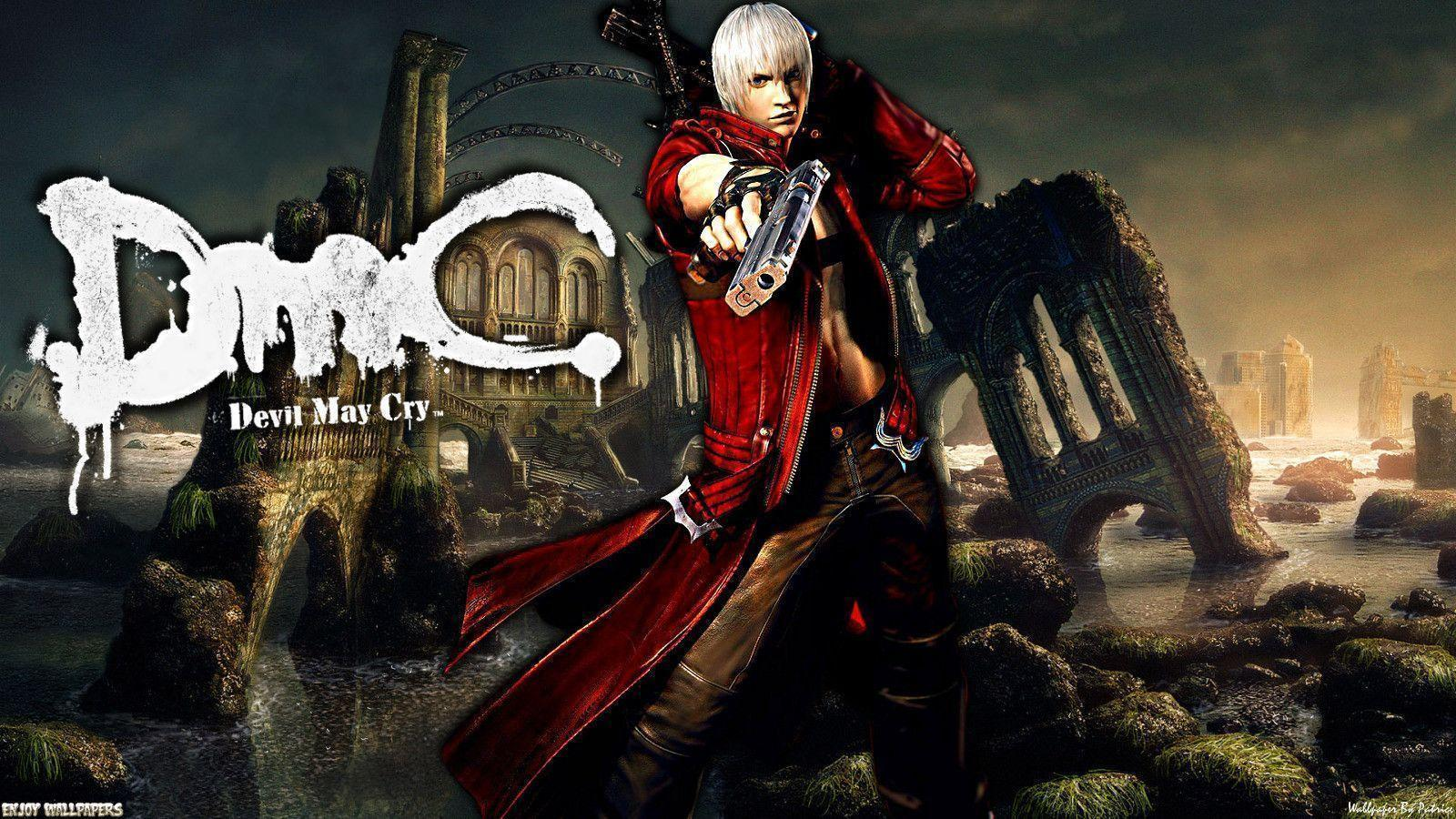 Devil may cry hd wallpapers wallpaper cave devil may cry 2 dante wallpaper hd wallpaper voltagebd Images