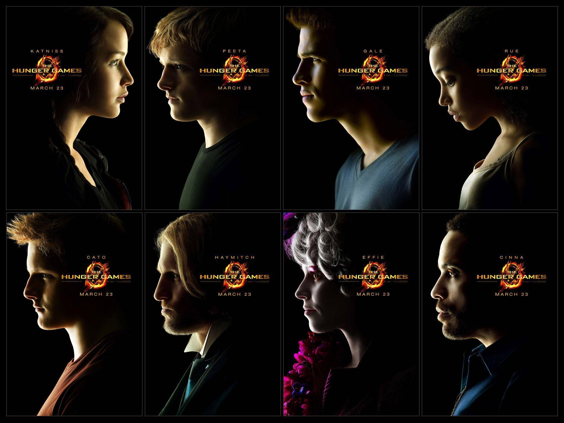 Hunger Games Wallpapers - Wallpaper Cave