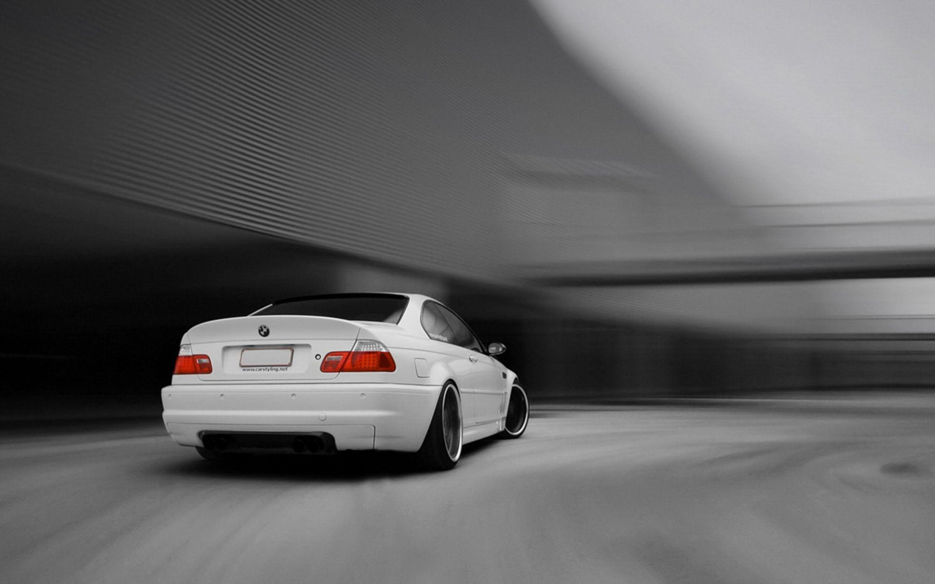 Bmw E46 M3 Wallpapers Wallpaper Cave