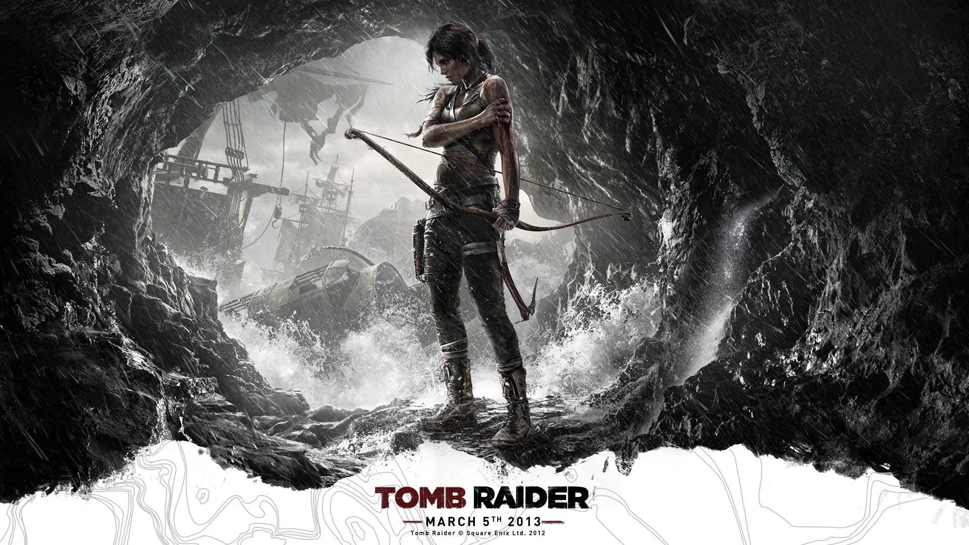 Tomb Raider 2015 Wallpapers HD - Wallpaper Cave