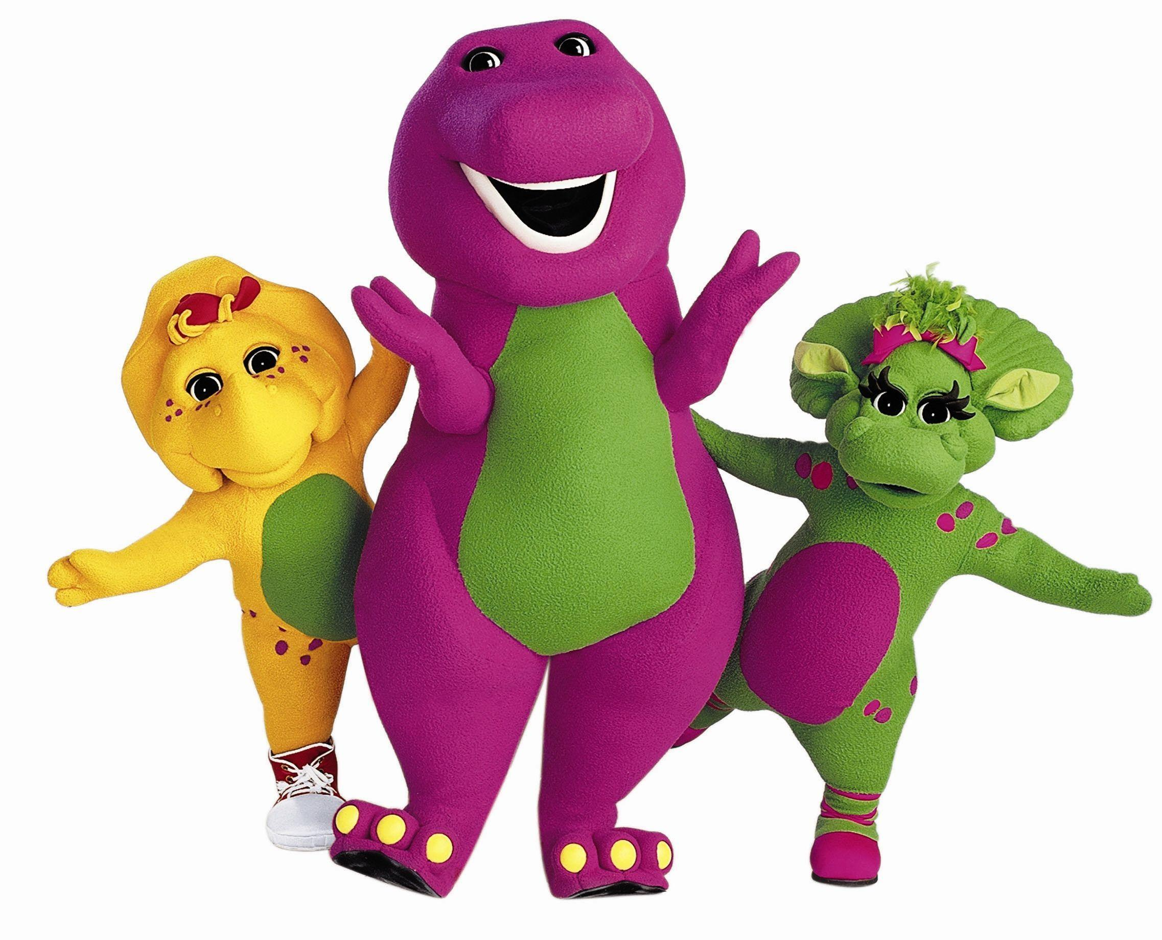 Barney and Friends Christmas Wallpapers Downloads for Mobile Phones