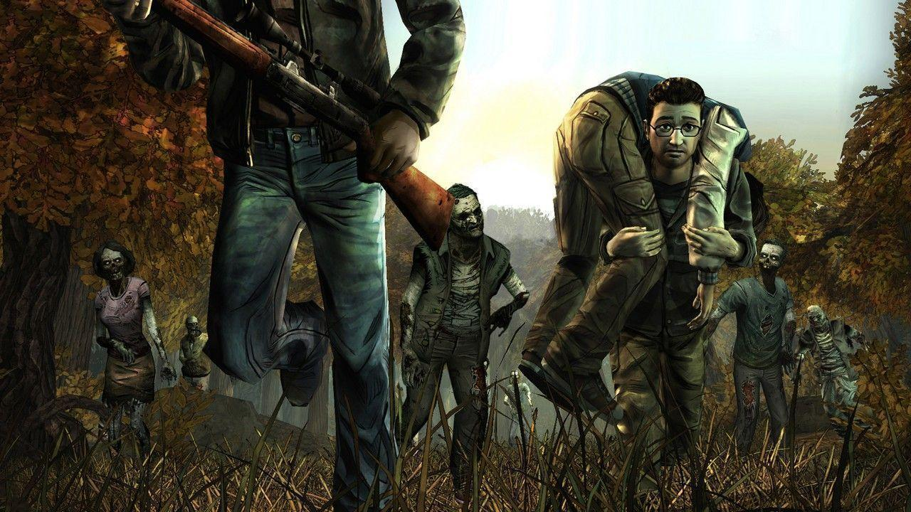 The Walking Dead Game Wallpaper Panda 1280x720PX ~ Wallpaper ...