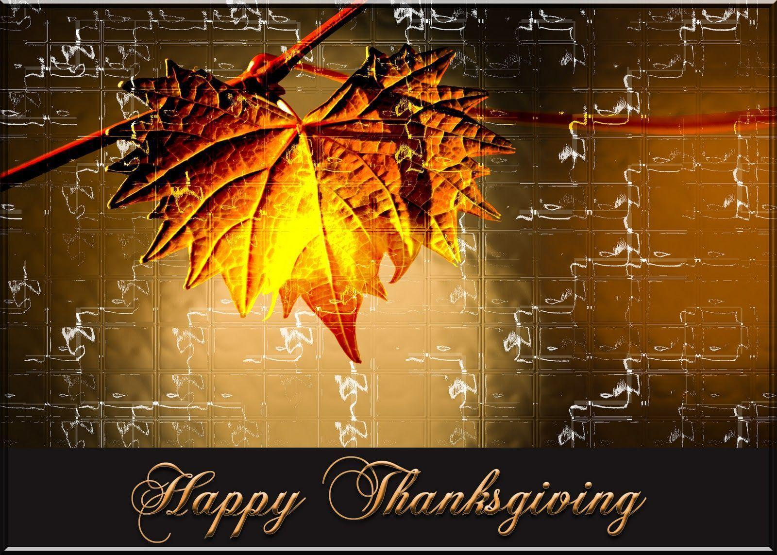 Free Happy Thanksgiving Wallpapers 37706 High Resolution