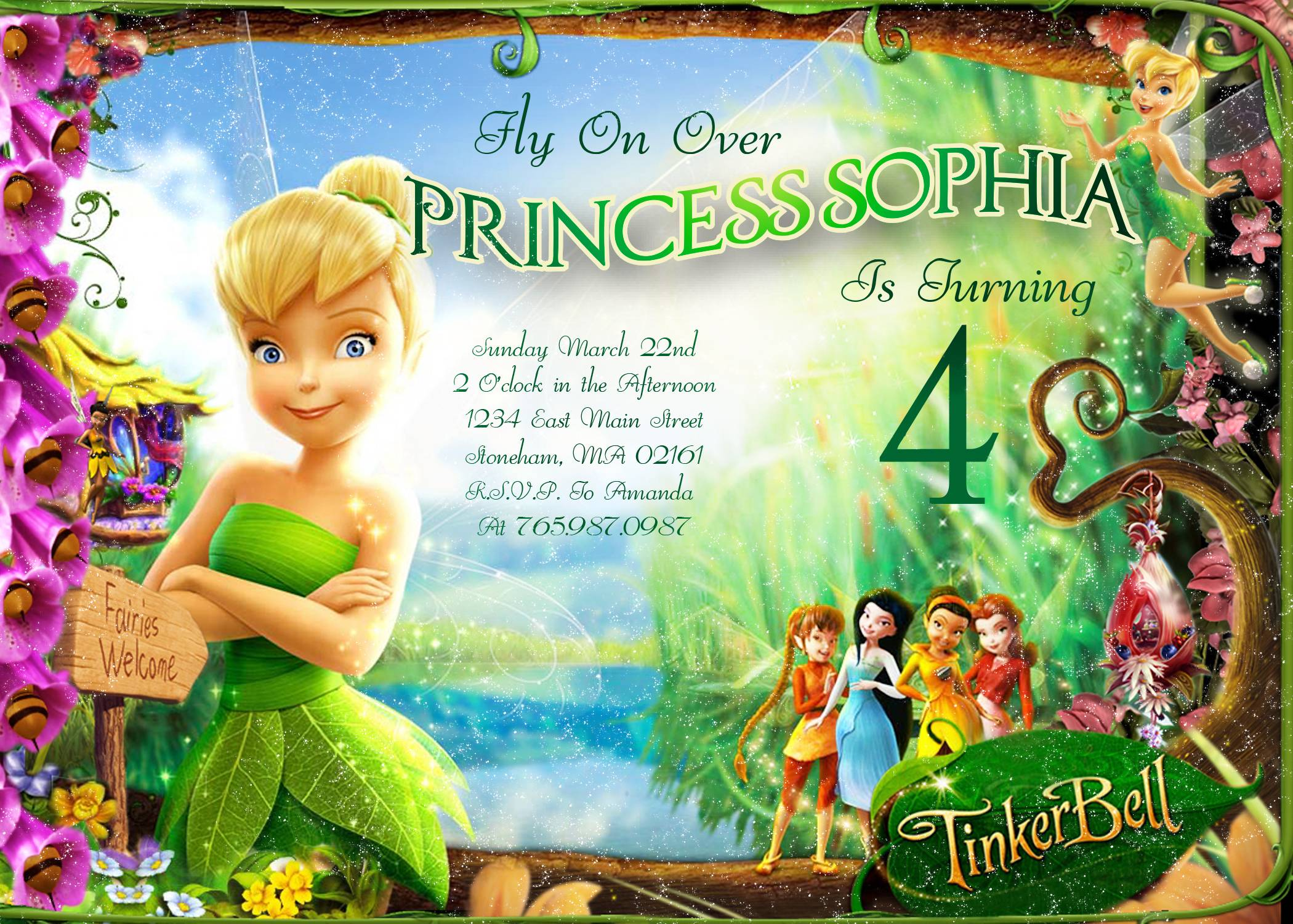 Tinkerbell Backgrounds - Wallpaper Cave