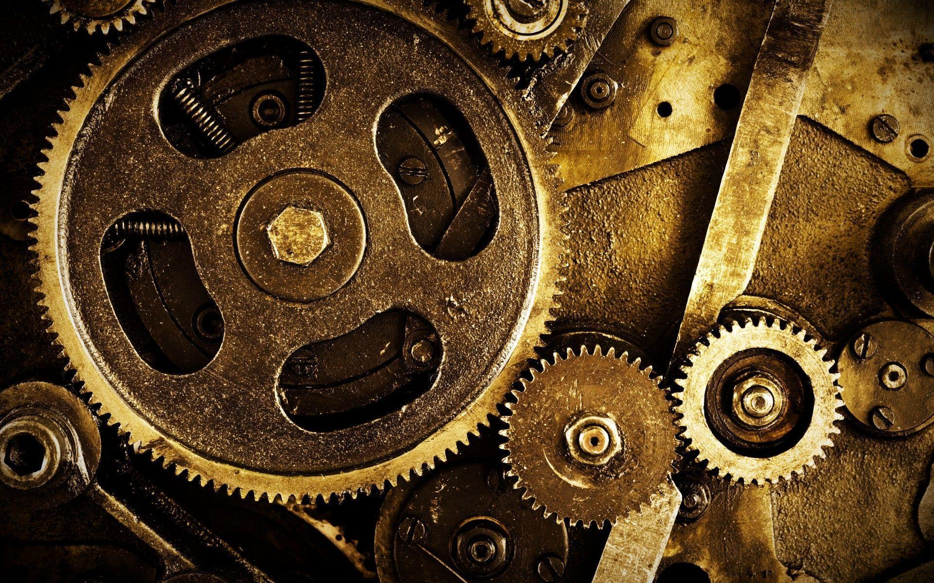 Wallpapers For > Steampunk Clock Wallpapers