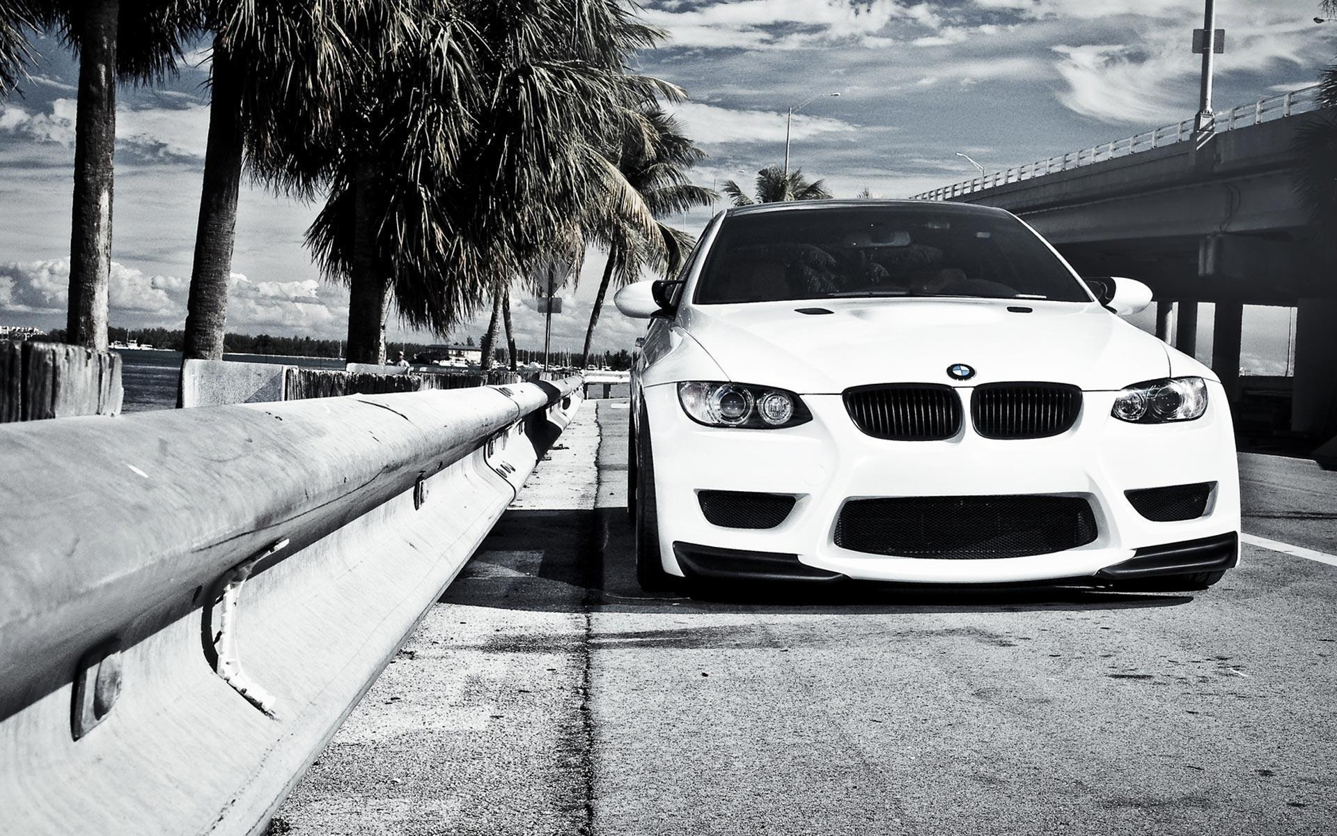Wallpapers For > White Bmw M3 Wallpapers