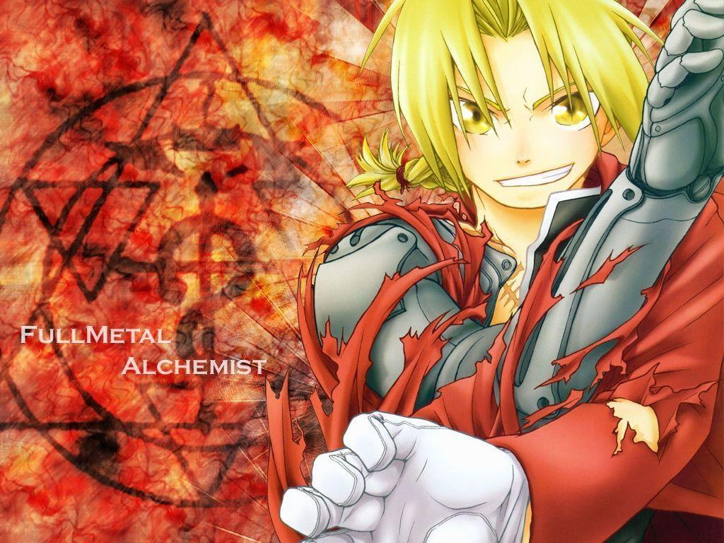 Edward Elric Wallpapers 2