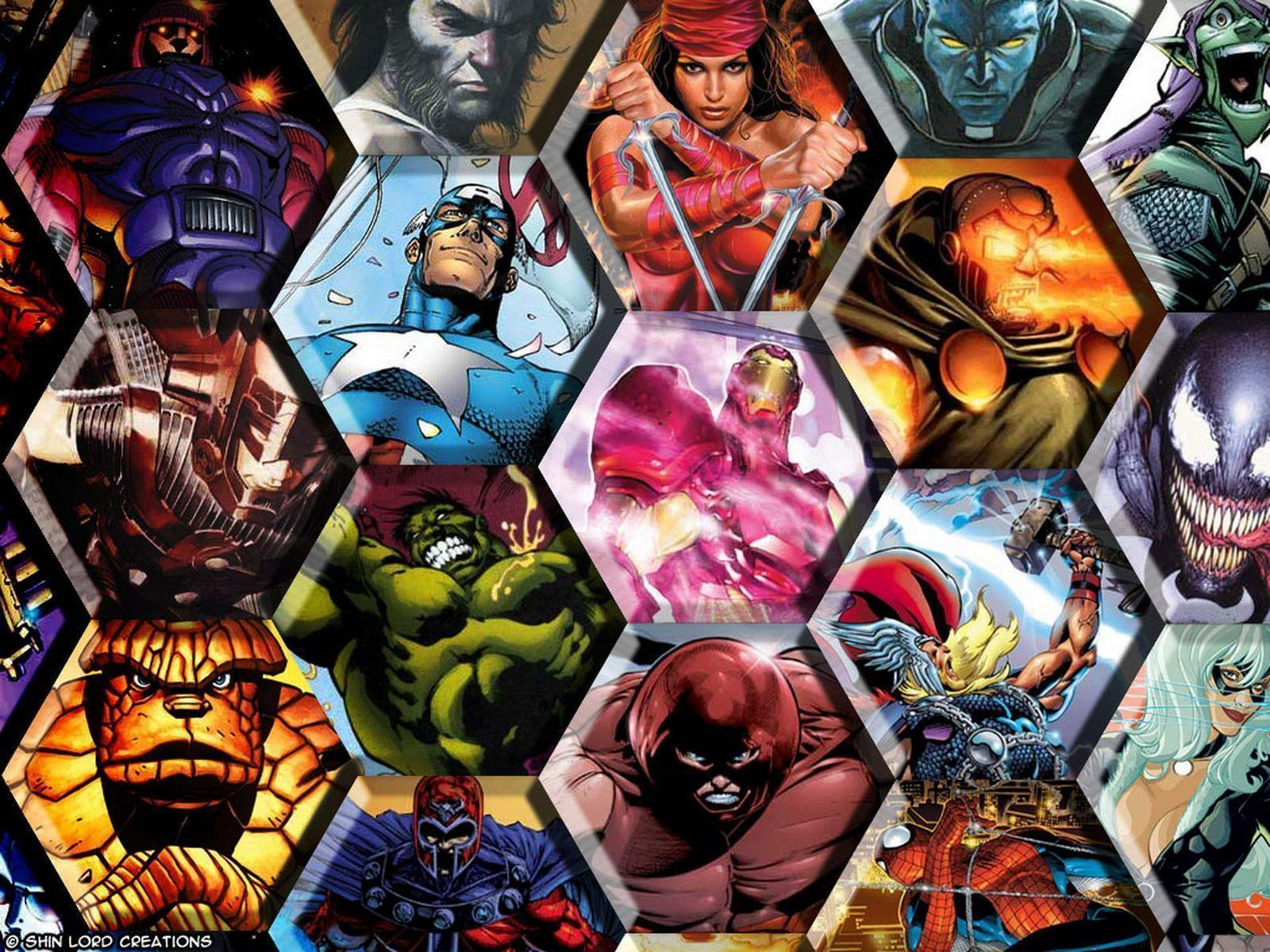 Fonds d'écran Marvel Comics : tous les wallpapers Marvel Comics