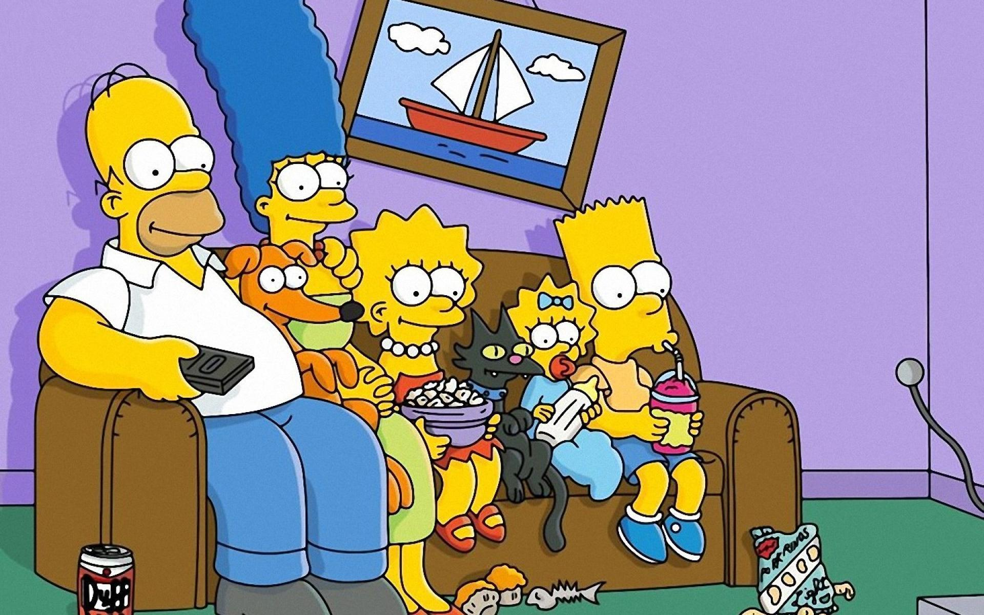 The Simpsons Wallpaper High Resolution #10027 Wallpaper | Cool ...