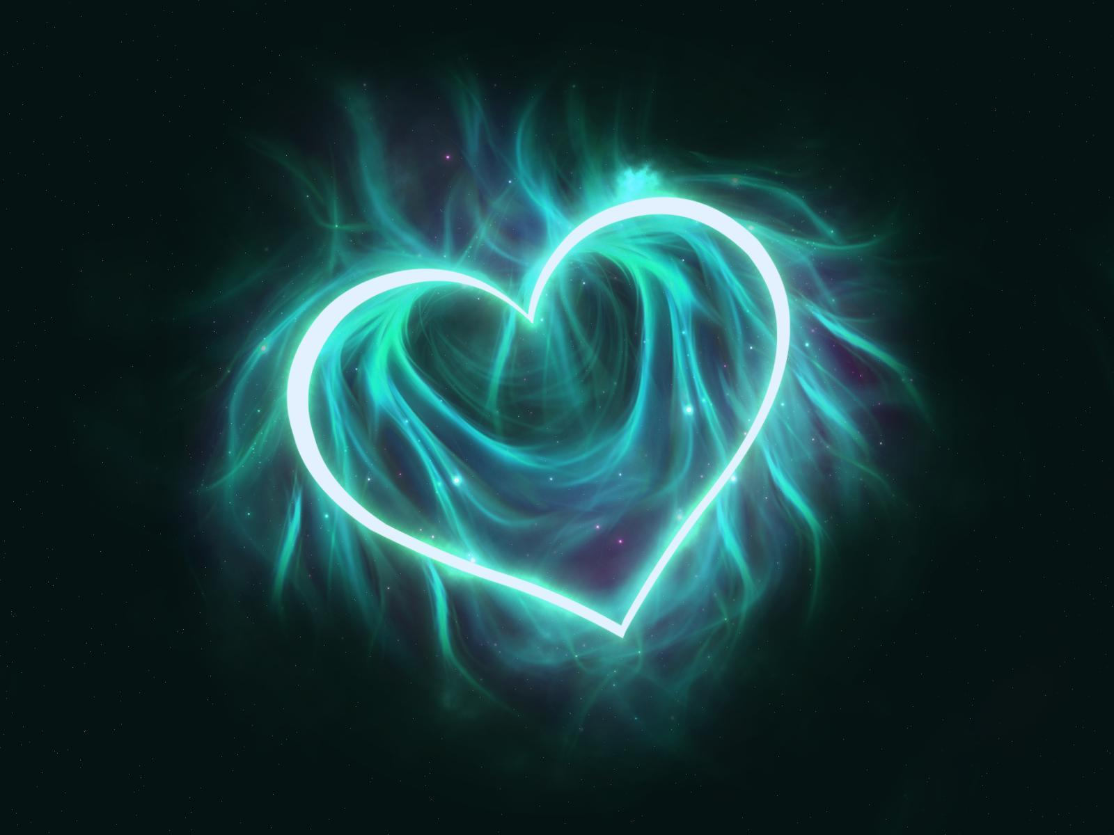 Blue Heart Wallpapers - Wallpaper cave