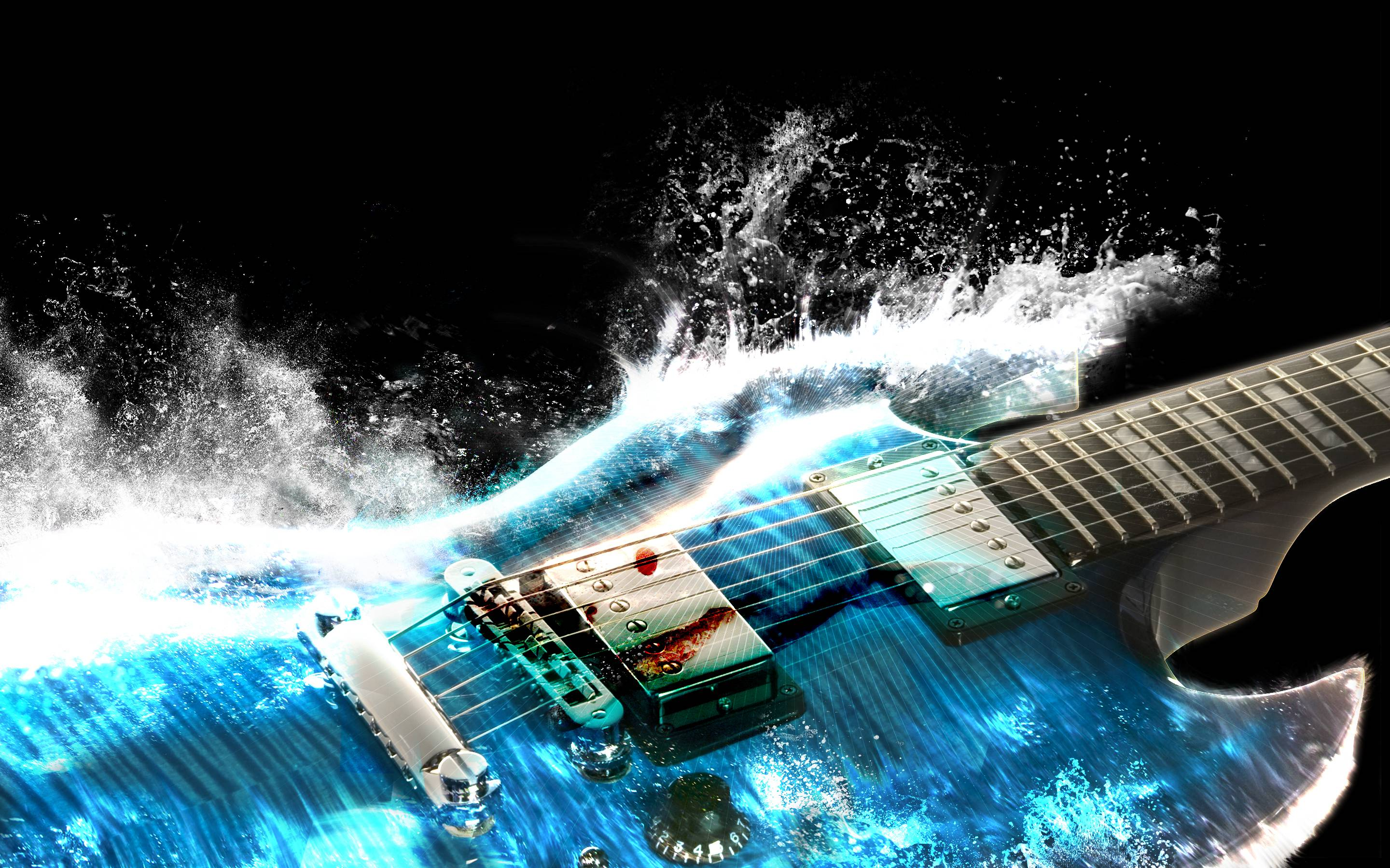 cool guitar wallpaper for - photo #30