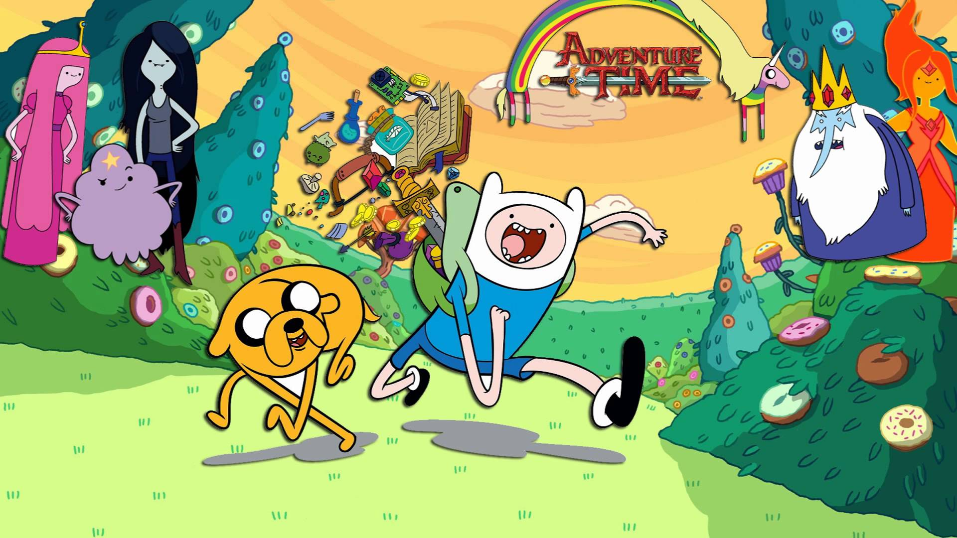 Jake Wallpaper Adventure Time