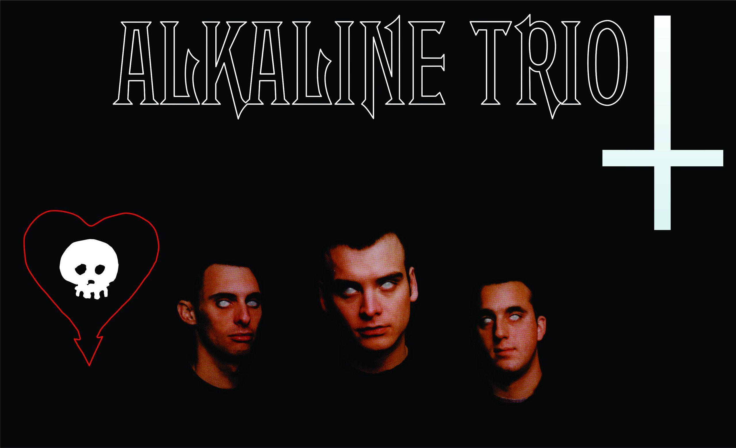 Alkaline Trio From Here To Infirmary - Alkaline Trio Photo ...