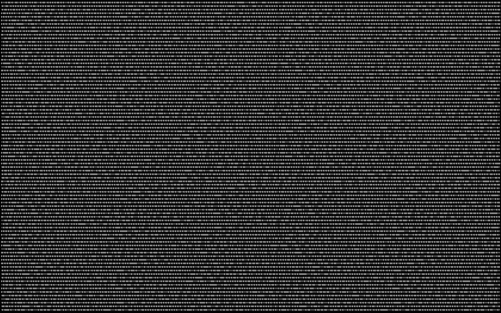 Binary Code x HD Wallpaper