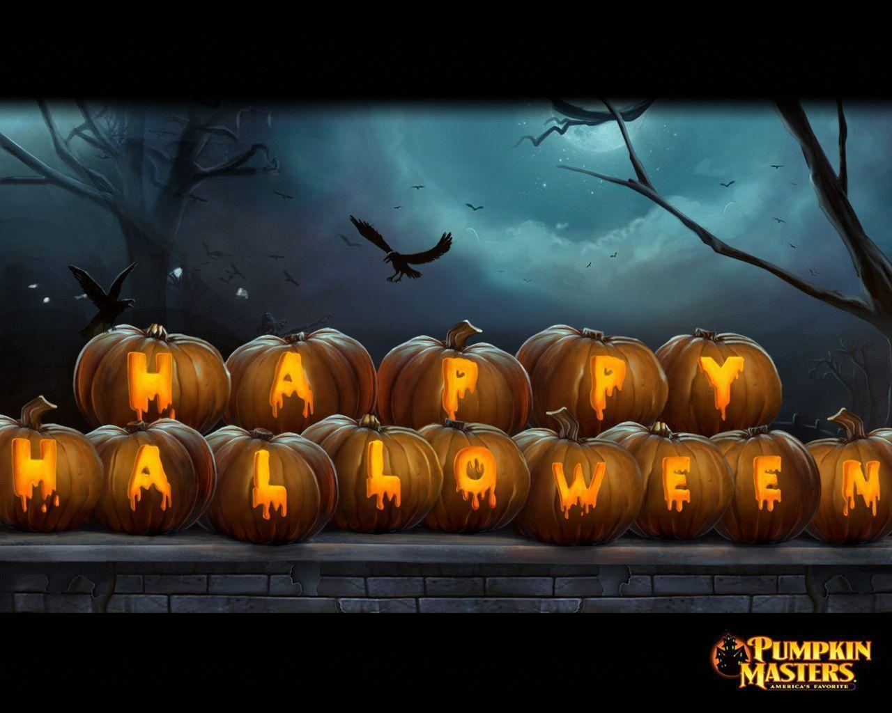 happy halloween background - photo #18