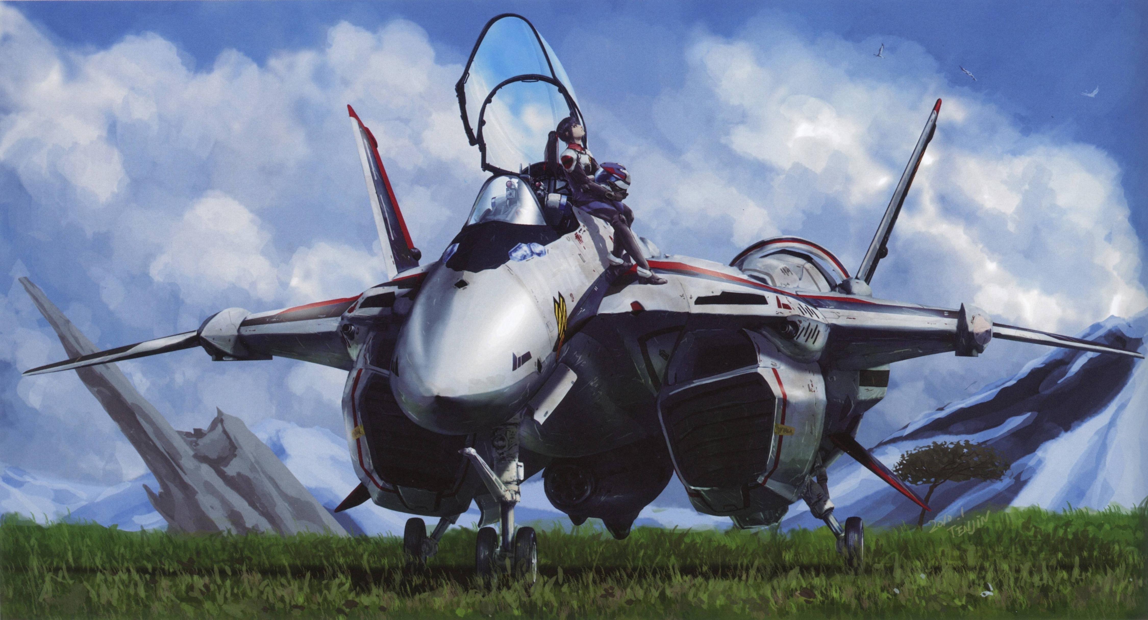 Pin Aircrafts Macross Wallpaper 1920x1200 Military On Pinterest