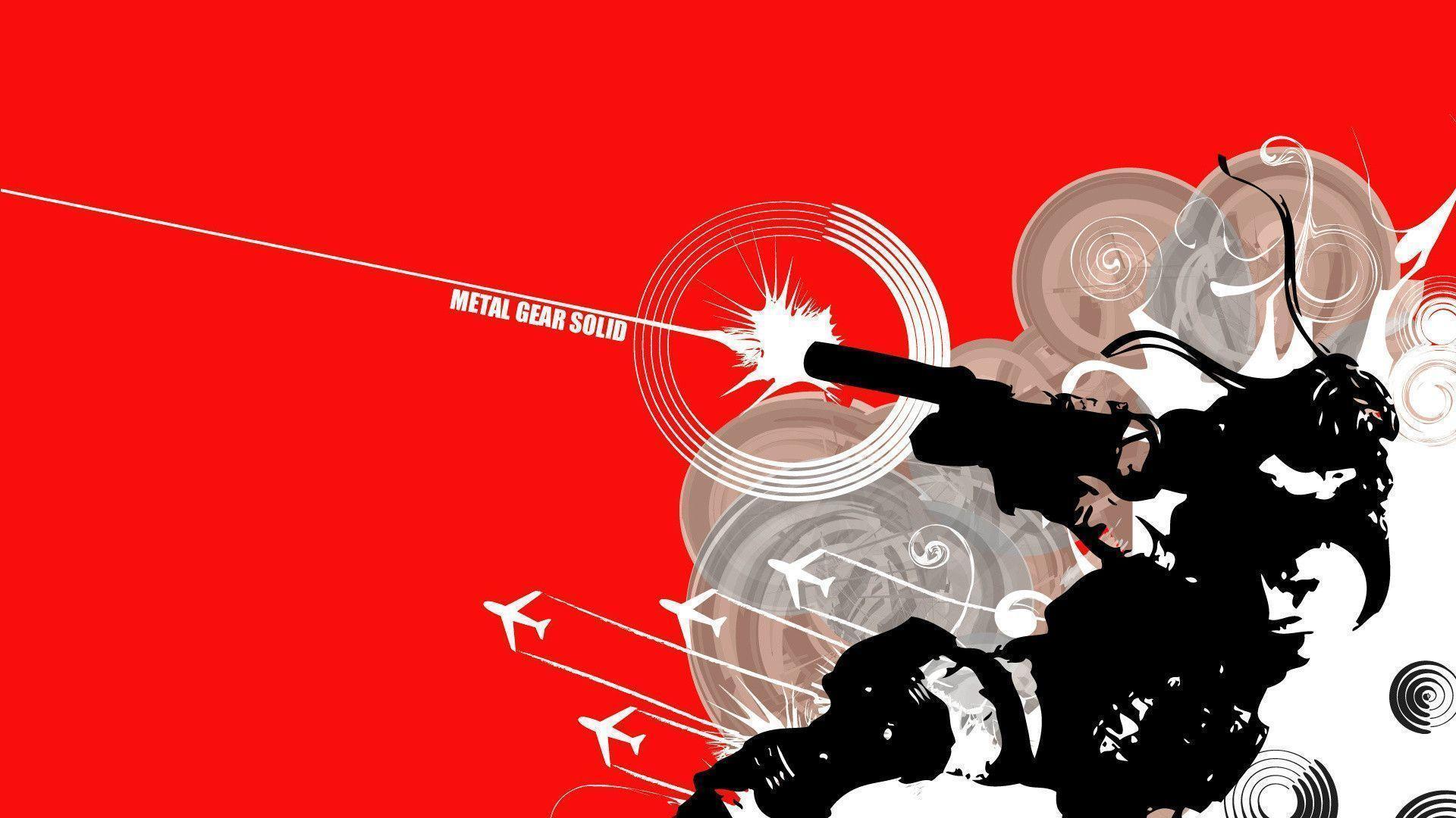 Metal Gear Wallpaper 1080p