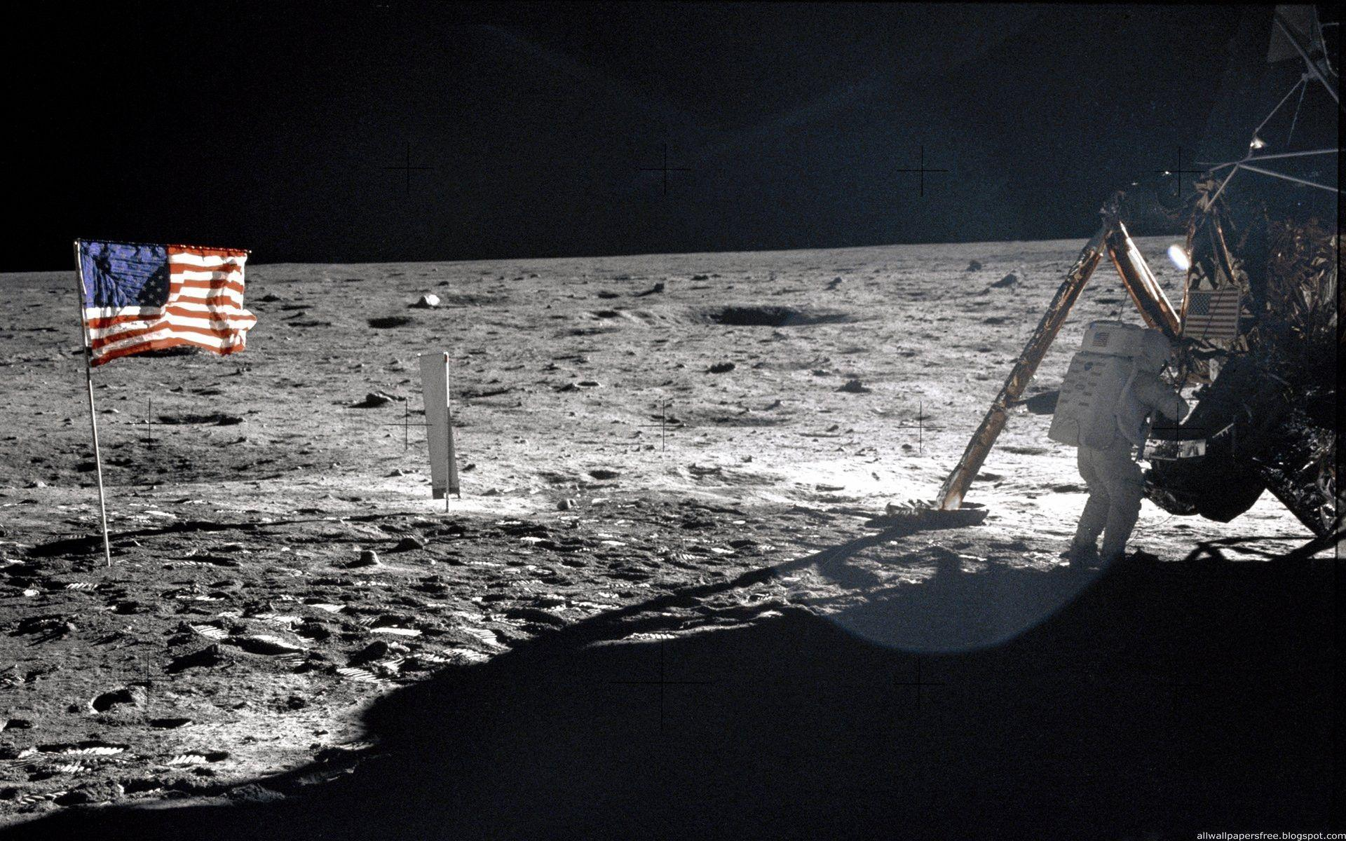Image Apollo 11 Moon Wallpapers And Stock Photos