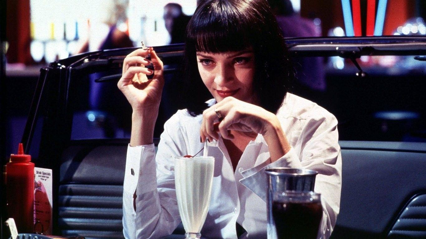 Download Pulp Fiction Wallpaper for Tablet - MoviesWalls