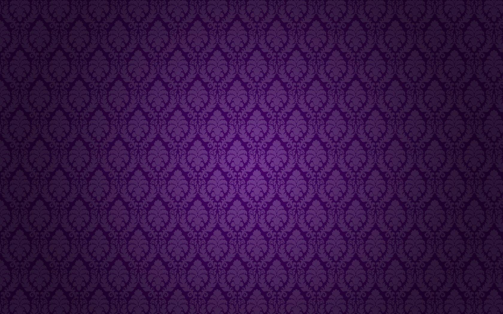 purple damask wallpaper -#main