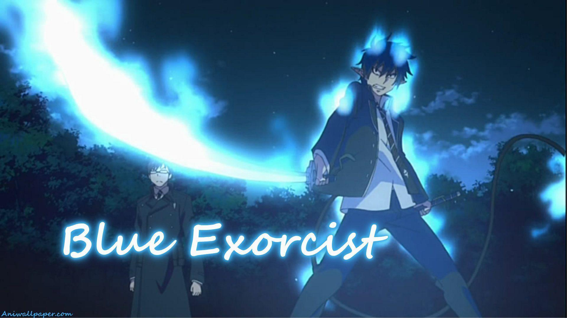 blue exorcist computer wallpapers - photo #9