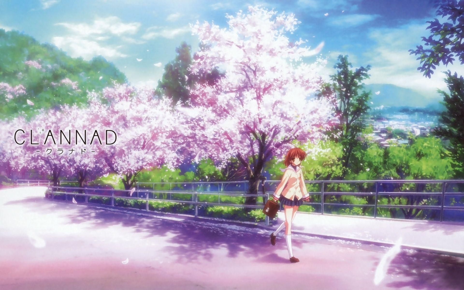 Image For > Clannad After Story Wallpapers 1920x1080