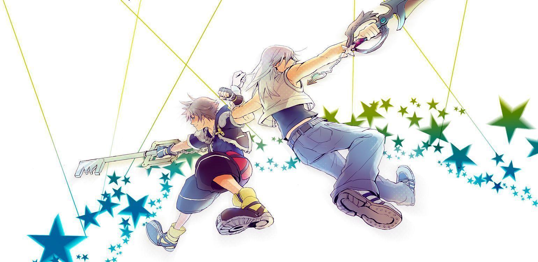 Kingdom Hearts Sora Wallpapers Wallpaper Cave
