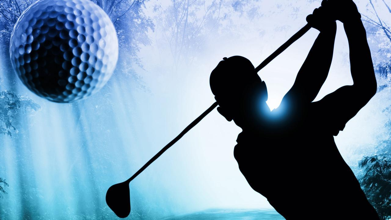cool golf backgrounds wallpaper cave