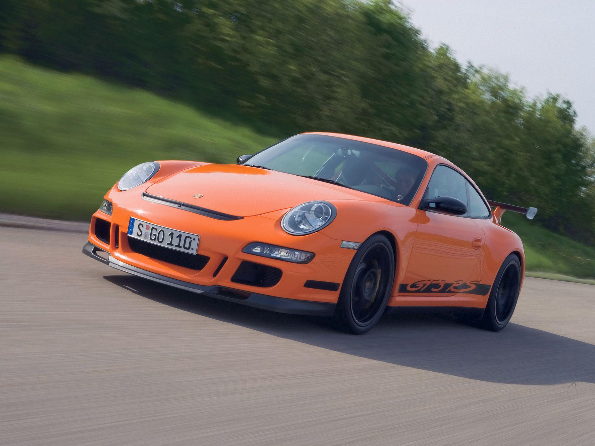Vehicles For > Porsche 911 Gt3 Rs Wallpapers