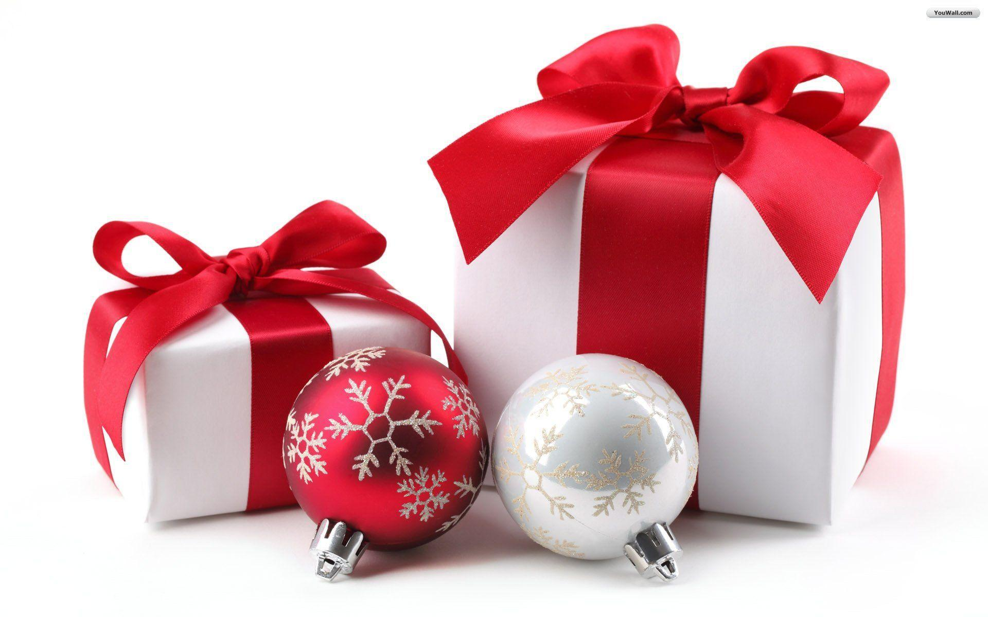 Christmas Present Wallpapers - Wallpaper Cave