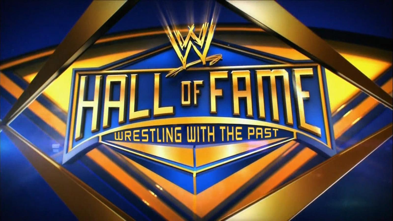 Wwe hall of fame 2014 logo