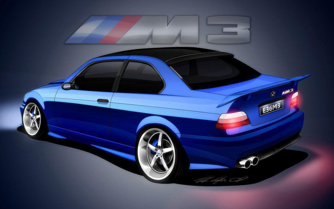 BMW E36 M3 Wallpapers - Wallpaper Cave