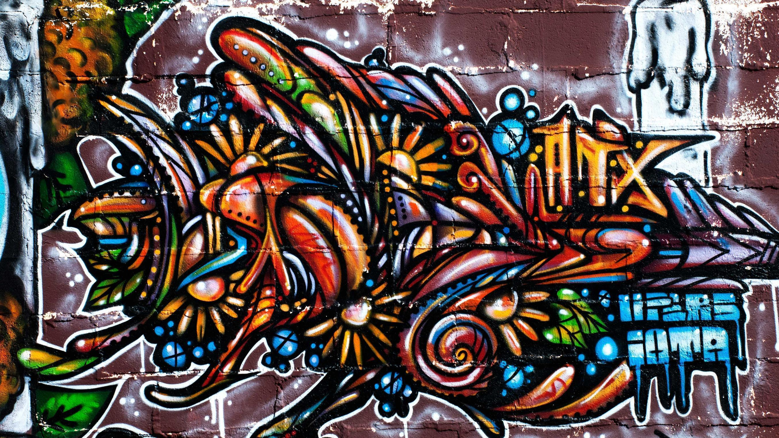 Cool graffiti wallpapers 6102 wallpapers hd hdpictureimages