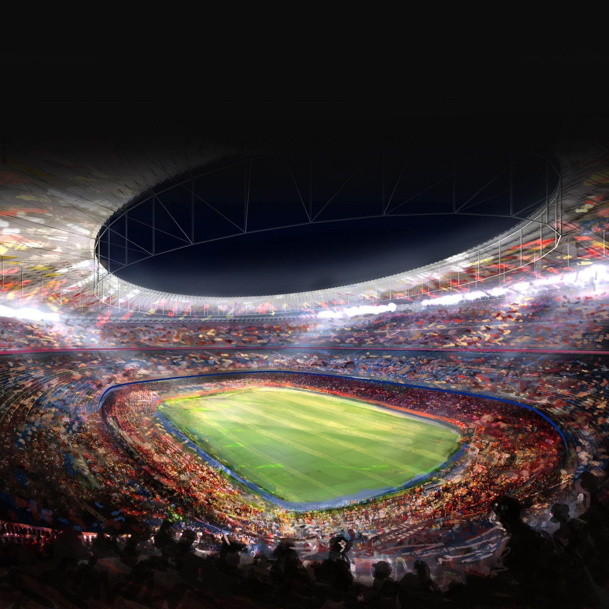 Camp Nou Wallpapers