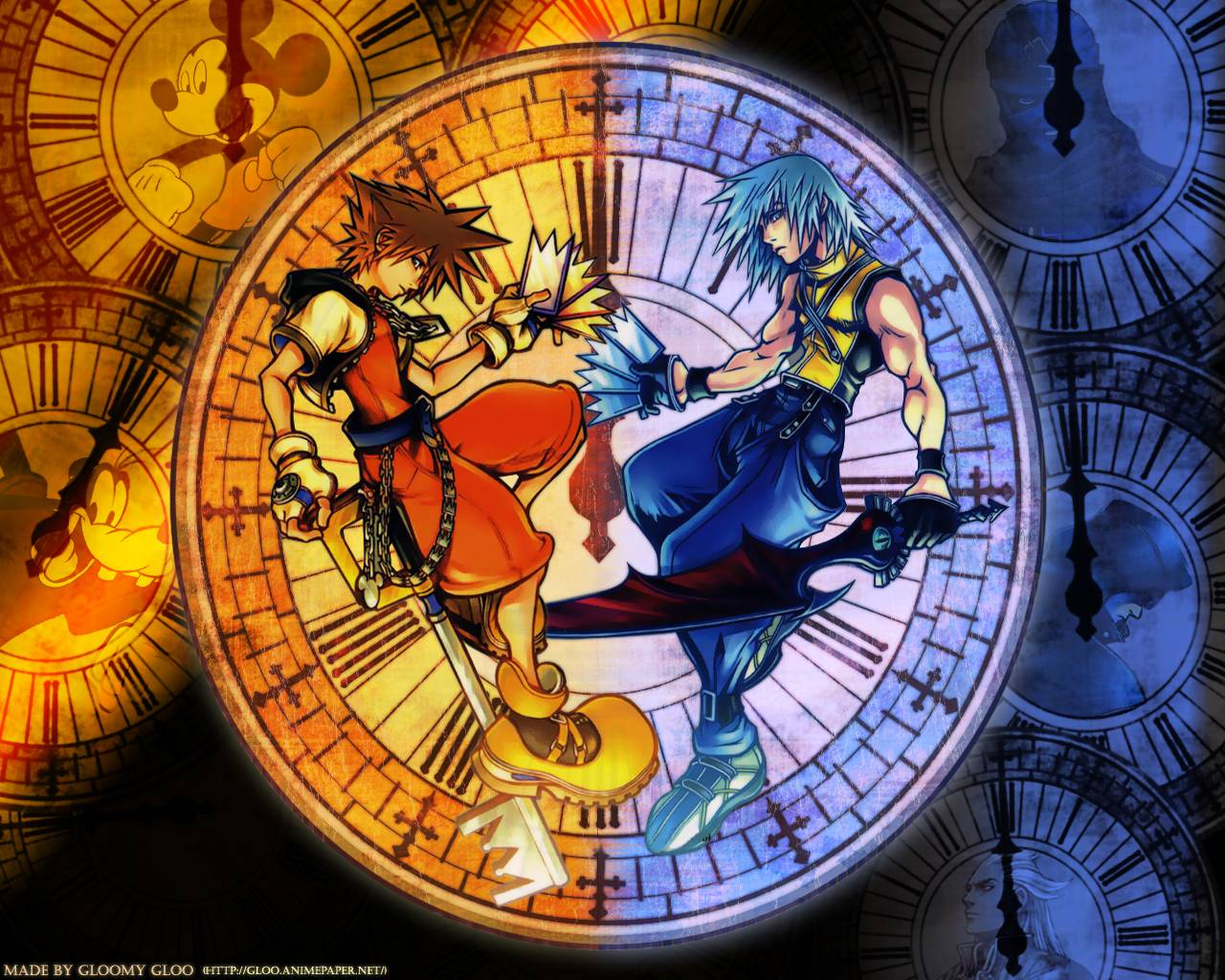 kingdom hearts background - photo #35