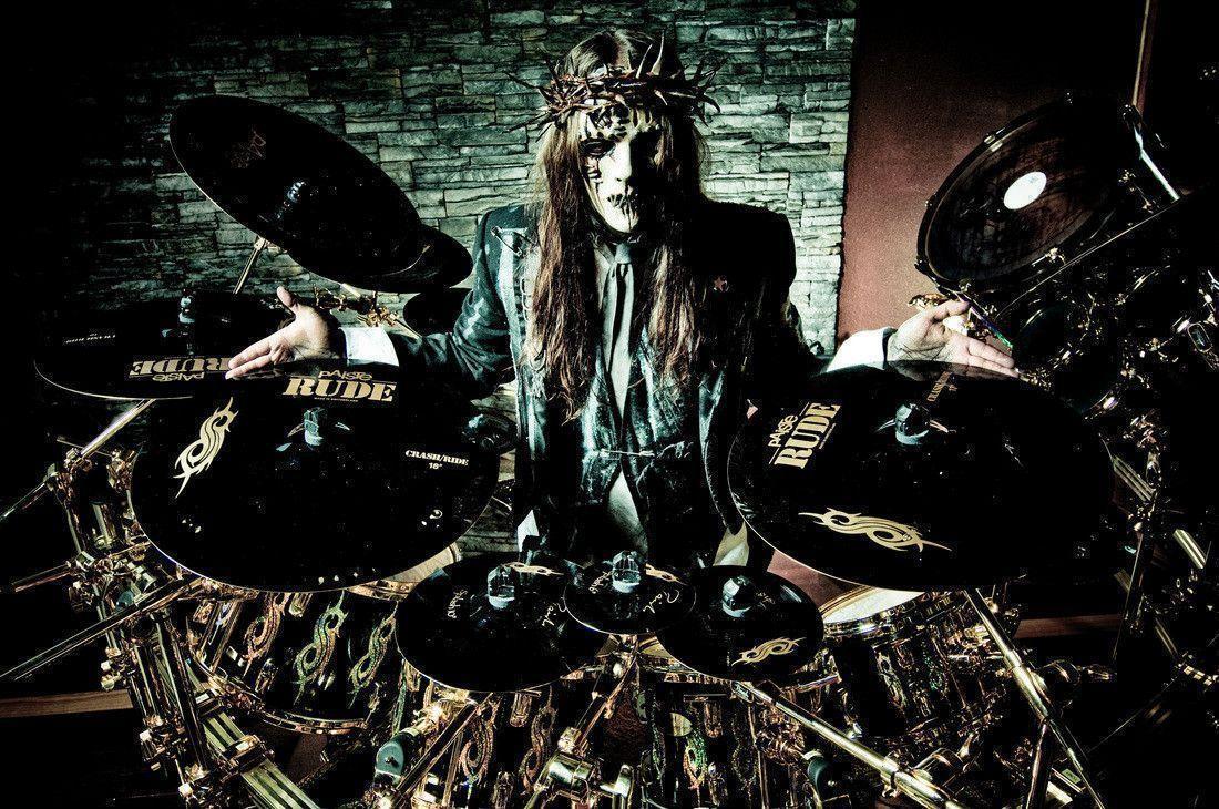 Slipknot Logo Wallpapers 2015 - Wallpaper Cave  Joey Jordison Drums Wallpaper