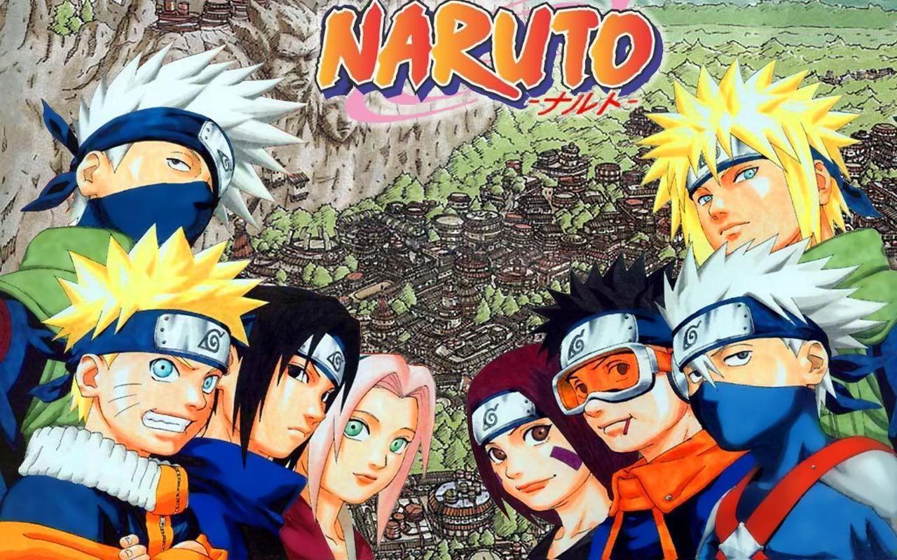 Naruto Widescreen Wallpapers - Wallpaper Cave