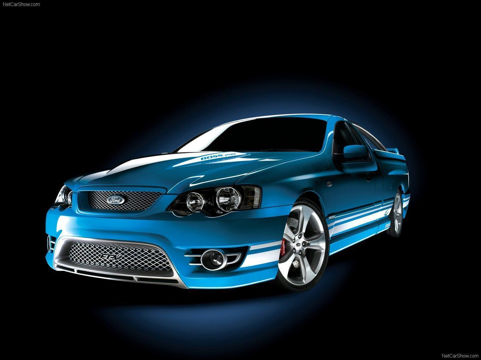 Blue Cars Wallpapers
