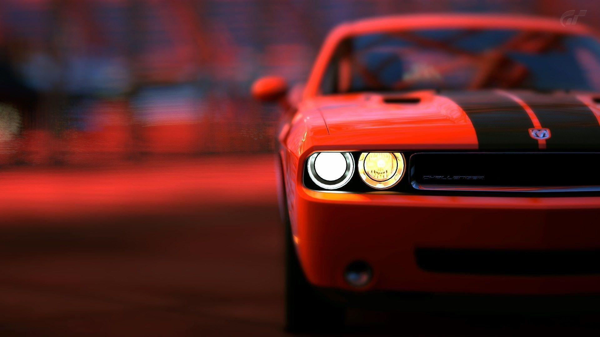 Dodge challenger wallpapers wallpaper cave dodge challenger str8 art night headlight hd wallpaper zoomwalls sciox Image collections