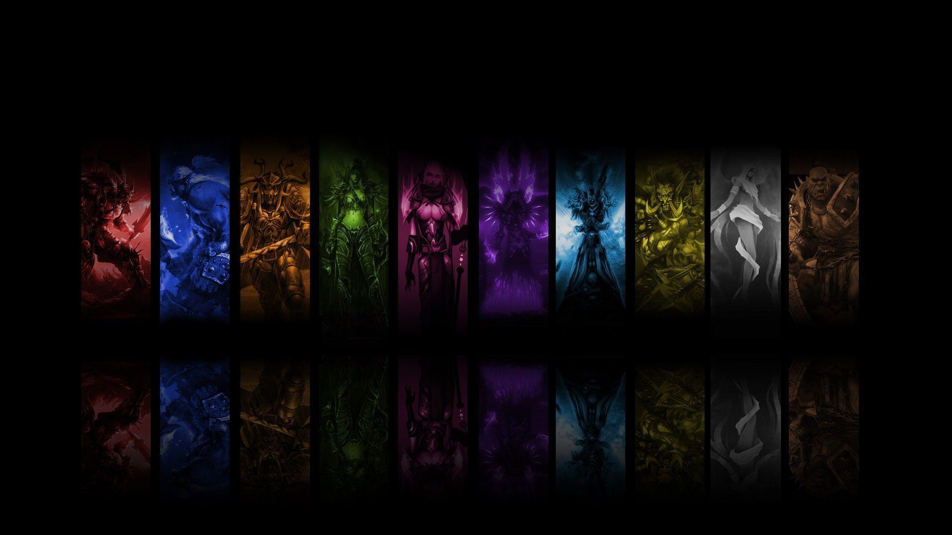 World Of Warcraft Priest Wallpapers Wallpaper Cave